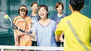 一般テニススクール